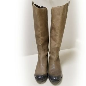 Sam Edelman | Penny Leather Knee High Riding Boots